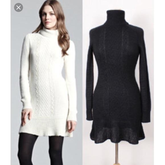 6db4175e8533 Theory | Alpaca Silk Sweater Knit Dress M. M_5b738fab0945e043a12baa99
